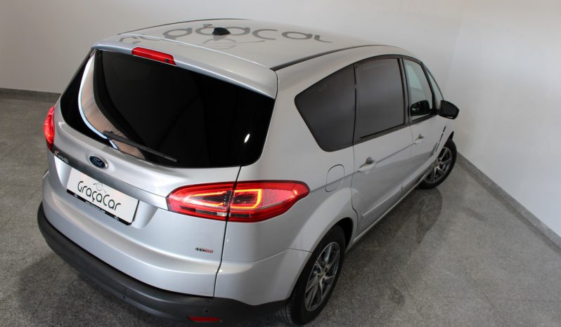 Ford S-Max 2.0 TDI  7 Lug full