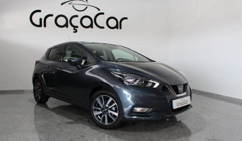 Nissan Micra 1.0 IG-T N-Connect (NOVO) full