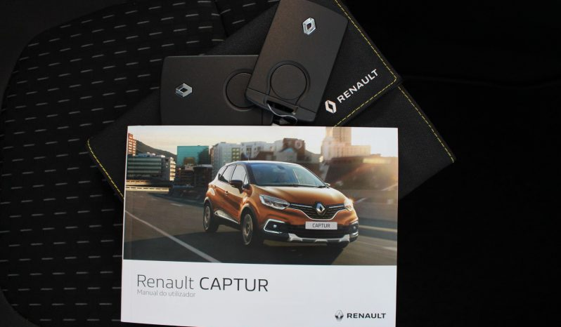 Renault Captur 0.9 TCE Exclusive full