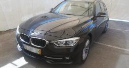 BMW 320Da Touring Sport