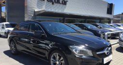 Mercedes-Benz CLA SW 220 CDI Urban