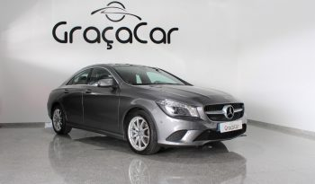 Mercedes-Benz CLA 220 CDI Urban full